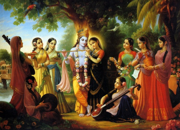08 I (artigo - Teologia) As 5 Opiniões de Chaitanya Mahaprabhu (1604) (ta)