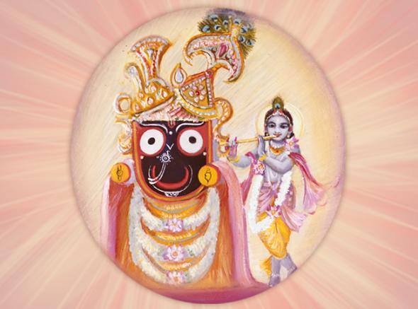 12 I (história - Krishna) Jagannatha - O Êxtase do Reencontro (4002) (ta)