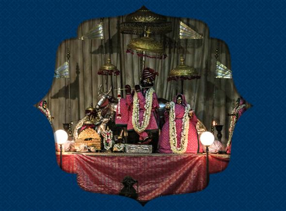 24 R (artigo - Adoração à Deidade) O Resgate de Govindaji (1800)