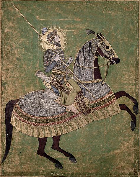 24 R (artigo - Adoração à Deidade) O Resgate de Govindaji (1800)2