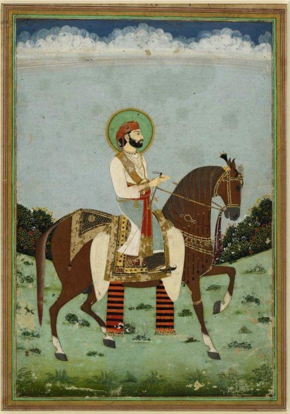 24 R (artigo - Adoração à Deidade) O Resgate de Govindaji (1800)3