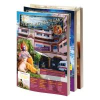 17 I (artigo - Alimentação) Com Krishna no Reino de Paz (881) (ta)