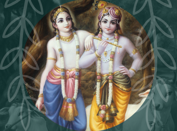 20 I (artigo - Krishna) Flauta e Arado (354)6 (ta)