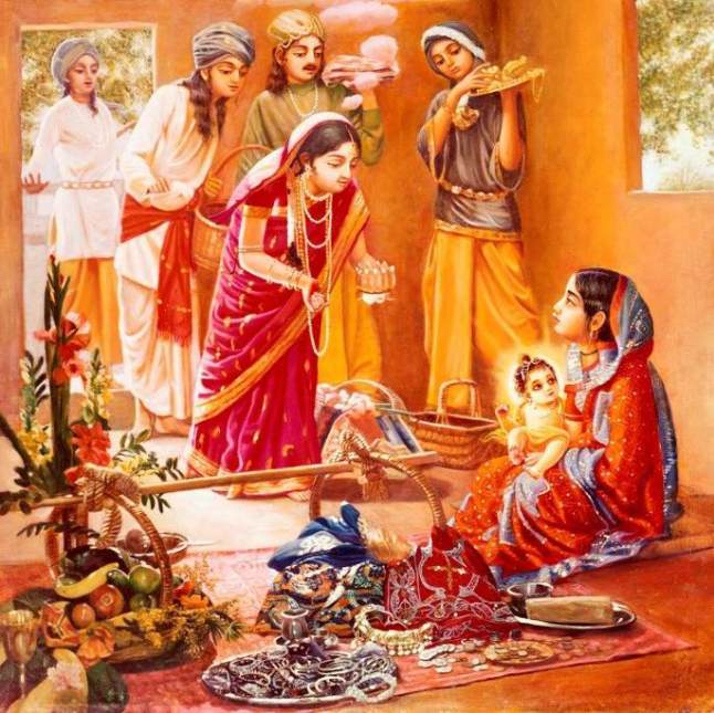 -@ 04 SI (artigo - Caitanya e Associados) O Nascimento do Senhor Chaitanya (GPurnima dia 5, com contagem regressiva) (3250) (bg) (ta)6