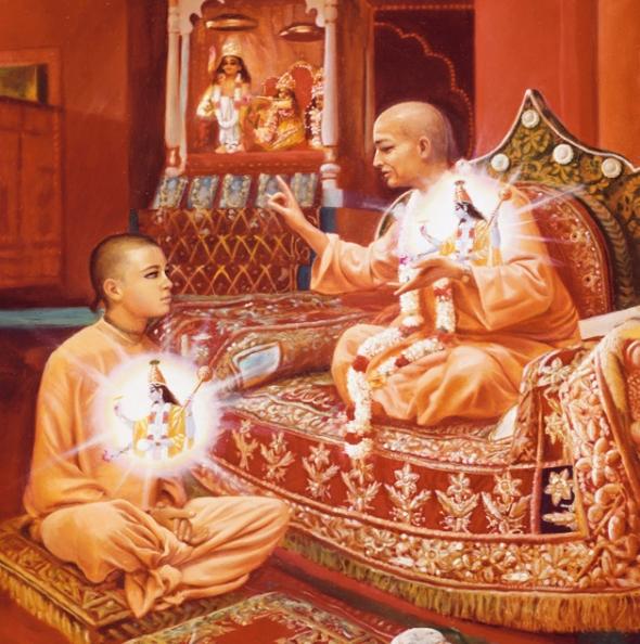 -02 SI (artigo - Evolução Espiritual) Da Autorrealização ao Amor Puro (1504) (sankirtana) (ta)2