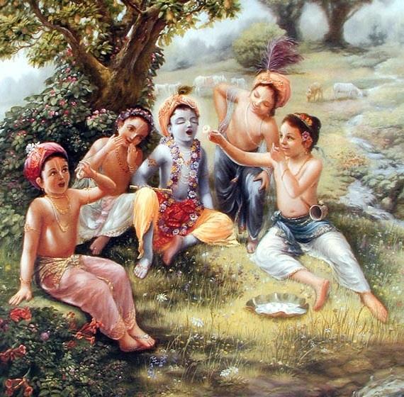 -02 SI (artigo - Evolução Espiritual) Da Autorrealização ao Amor Puro (1504) (sankirtana) (ta)8
