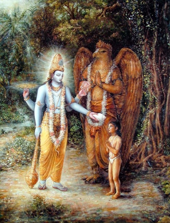 06 I (artigo - virtudes) Uma História do Despertar do Amor (2350) (sankirtana) (bg) (ta)6