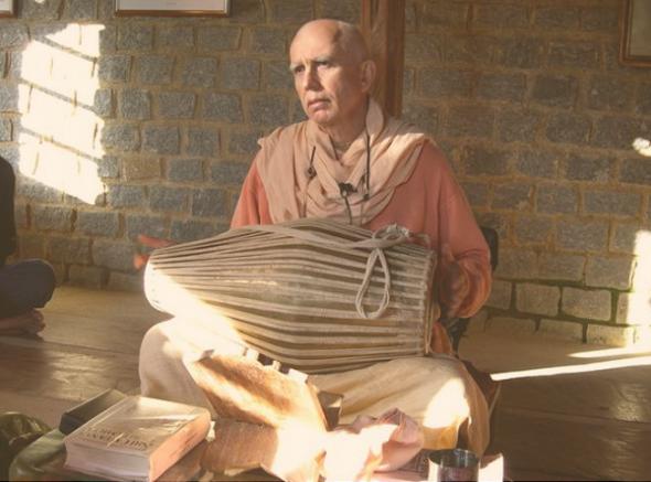 19 (Depoimentos - Como Me Tornei Hare Krishna) Um Devoto do Deus Pessoal (1) (ta)