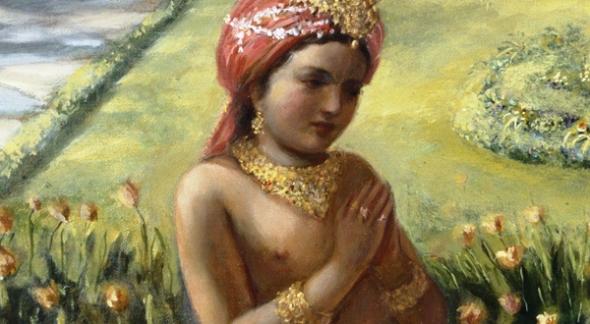 (23) (história - srimad-bhagavatam) Dhruva Maharaja (11000) (ta)1