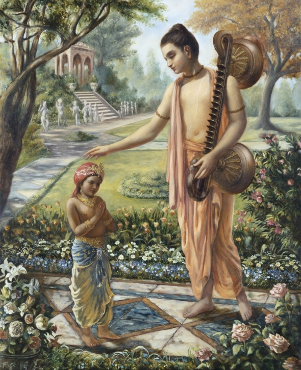 (23) (história - srimad-bhagavatam) Dhruva Maharaja (11000) (ta)3