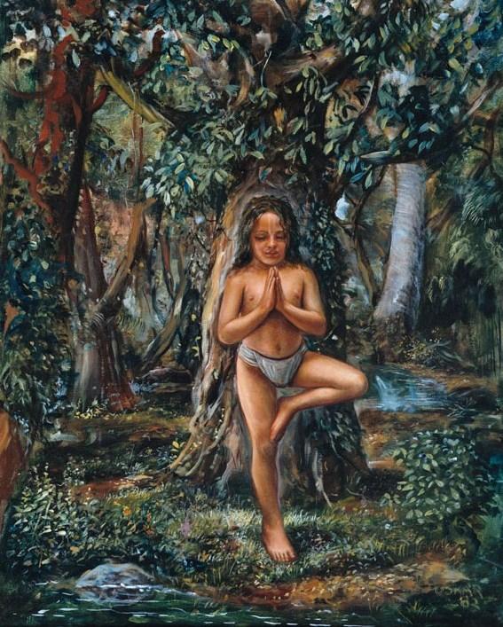 (23) (história - srimad-bhagavatam) Dhruva Maharaja (11000) (ta)4