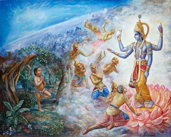 (23) (história - srimad-bhagavatam) Dhruva Maharaja (11000) (ta)5