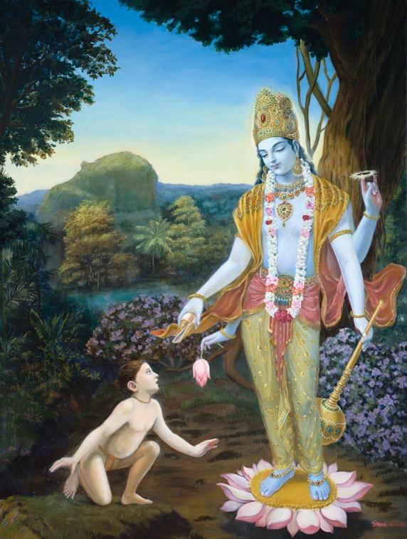(23) (história - srimad-bhagavatam) Dhruva Maharaja (11000) (ta)6