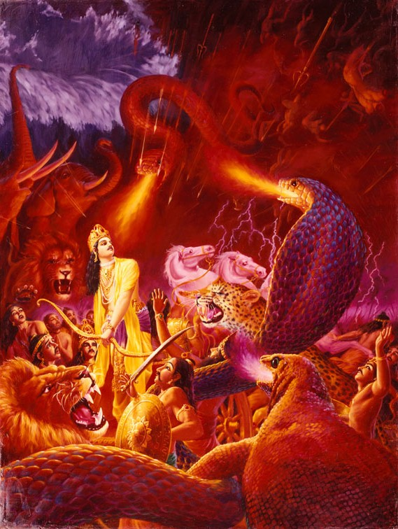 (23) (história - srimad-bhagavatam) Dhruva Maharaja (11000) (ta)7