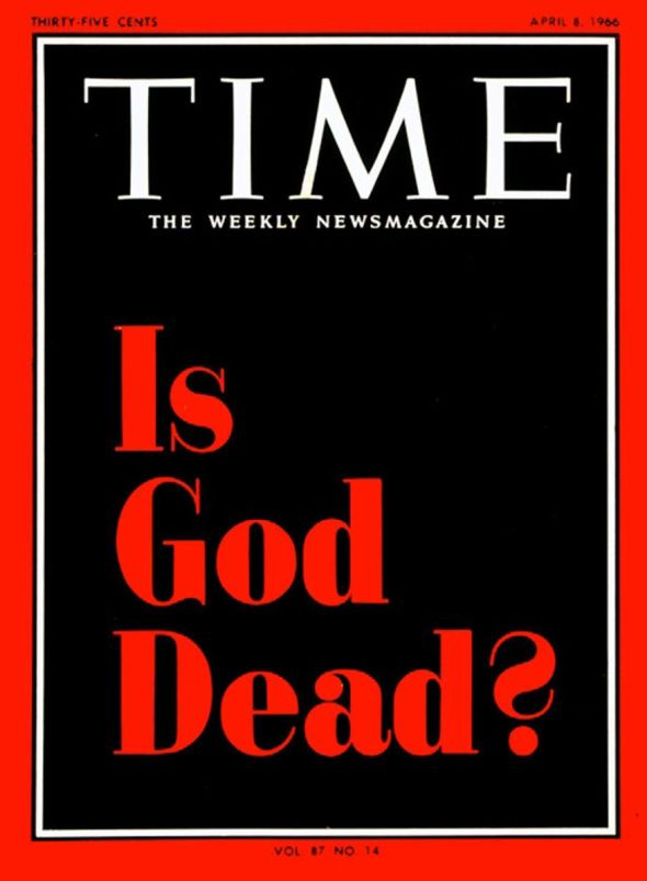 Capa da revista Time de 8 de abril de 1966.