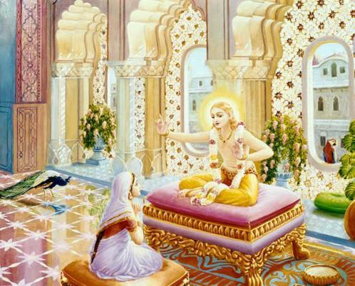 filho de Devahuti